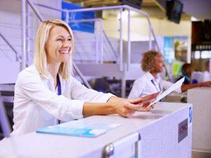 come diventare hostess aeroportuale