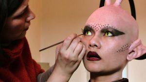 make_up per gli effetti speciali