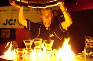 corsi per diventare barman acrobatico