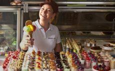 lavorare in una gelateria